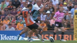 Rd1 Wests Tigers v Sharks (Hls)