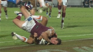 Rd2 Sea Eagles v Wests Tigers (Hls)