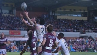 Rd7 Sea Eagles v Titans (Hls)