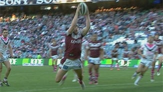 Rd16 Roosters v Sea Eagles (Hls)