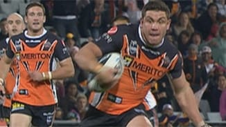 Rd19 Wests Tigers v Panthers (Hls)