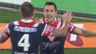 Rd22 Roosters v Dragons (Hls)