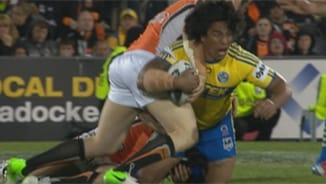 Rd22 Wests Tigers v Eels (1)