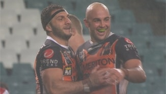 Rd23 Wests Tigers v Dragons (2)