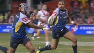 Rd24 Dragons v Cowboys (Hls)