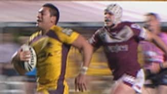 Rd25 Sea Eagles v Broncos (2)