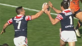 Rd25 Roosters v Wests Tigers (2)