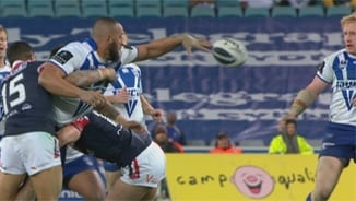 Rd26 Bulldogs v Roosters (2)