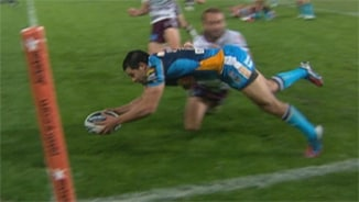Rd26 Titans v Sea Eagles (2)