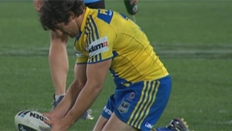 Rd26 Eels v Dragons (Hls)