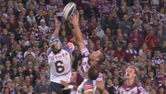 FW2 Sea Eagles v Cowboys (Hls)