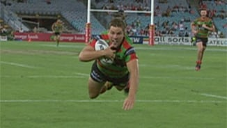 2013 Charity Shield: Rabbitohs v Dragons (Hls)