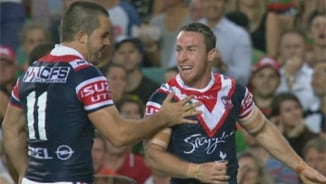 Rd1: Roosters v Rabbitohs (1)