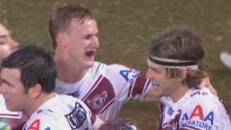 Rd1: Broncos v Sea Eagles (2)