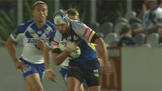 Rd1: Bulldogs v Cowboys (2)