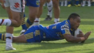 Rd1: Eels v Warriors (1)