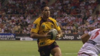 Rd2: Dragons v Broncos (2)