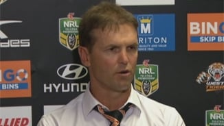 Rd3 Press Conference: Wests Tigers