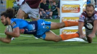 Rd3: Titans v Sea Eagles (2)
