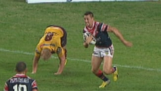 Rd3: Roosters v Broncos (2)