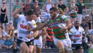 Rd3: Panthers v Rabbitohs (Hls)