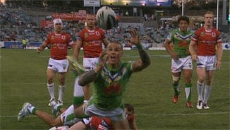 Rd3: Raiders v Dragons (1)