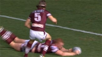 Rd4: Sea Eagles v Wests Tigers (1)