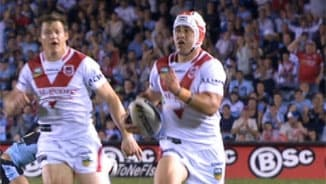 Rd4: Sharks v Dragons (1)