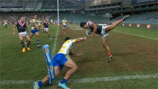 Rd4: Roosters v Eels (1)