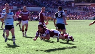 Rd 6: Sea Eagles v Sharks (1)