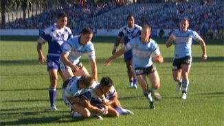 Rd 7: Sharks v Bulldogs (1)