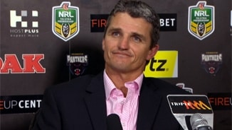 Rd 7 Press Conference: Panthers