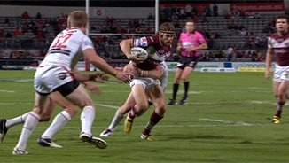 Rd 8: Dragons v Sea Eagles (1)