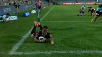Rd 9: Wests Tigers v Sharks (1)