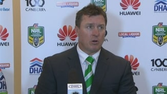 Rd 9 Press Conference: Raiders