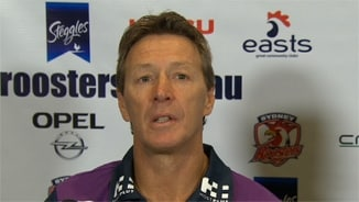 Rd 11 Press Conference: Storm