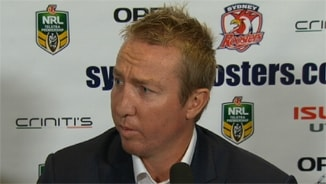 Rd 11 Press Conference: Roosters