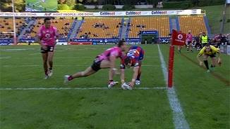 Rd 11: Warriors v Knights (1)
