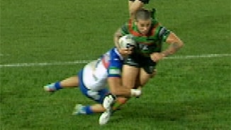 Rd 12 Top 5 Defensive: Joey Leilua v Rabbitohs