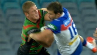 Rd 12 Top 5 Defensive: George Burgess v Knights