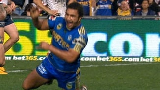 Rd 13: Eels v Roosters (2)