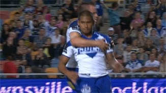 Rd 13 Top 5 Attacking: Ben Barba v Cowboys