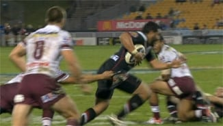Rd 13 Top 5 Attacking: Konrad Hurrell v Sea Eagles