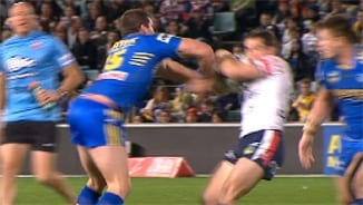 Rd 13 Top 5 Defensive: Darcy Lussick v Eels