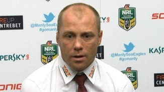 Rd 14 Press Conference: Sea Eagles