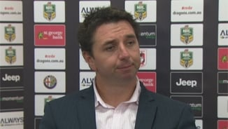 Rd 14 Press Conference: Dragons