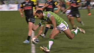 Rd 14: Raiders v Panthers (1)