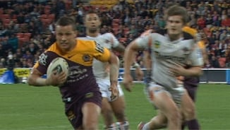 Rd 14: Broncos v Wests Tigers (2)