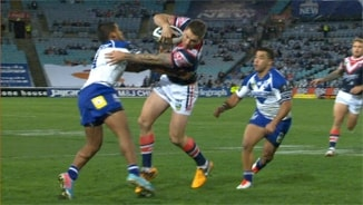Rd 15: Bulldogs v Roosters (1)