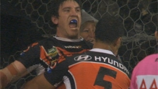 Rd 15: Wests Tigers v Raiders (Hls)